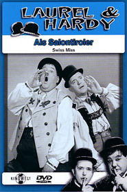 Laurel & Hardy: Als Salontiroler