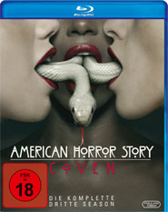 American Horror Story - Staffel 3 - Coven