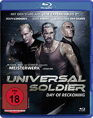 Universal Soldier 4 - Day of Reckoning