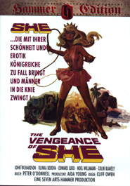 Vengeance of She