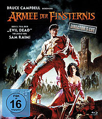 Army of Darkness als Blu-ray Special Edition
