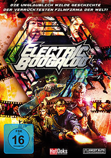 CANNON FILMS Dokumentation ELECTRIC BOOGALOO im April