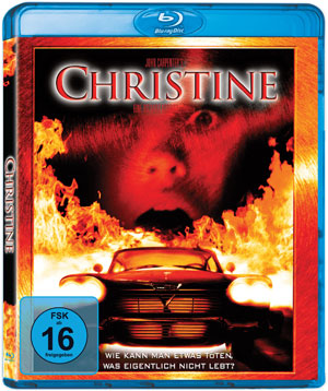 Carpenters Christine als Blu-ray Special Edition