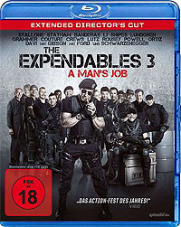 Expendables 3 Blu-ray uncut als Director