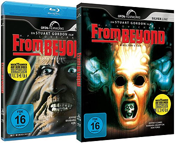 From Beyond Blu-ray uncut frei ab 16