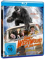 Game of Werewolves auf Blu-ray und in 3D