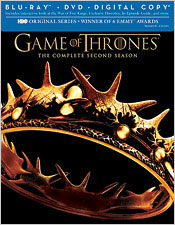 Game of Thrones Staffel 2 auf Blu-ray