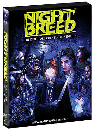 Nightbreed Director