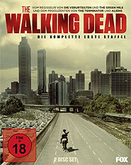 The Walking Dead-Staffel 1 erscheint uncut