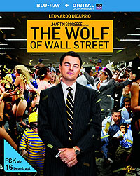 Wolf of Wall Street Blu-ray Details