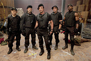 Expendables, The  SE