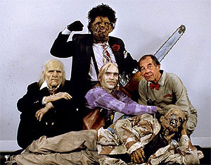 Texas Chainsaw Massacre 2 - Limited Edition Box