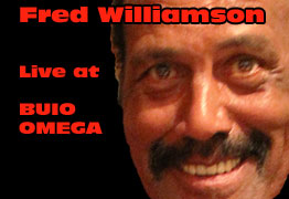 Fred Williamson Live at Buio Omega