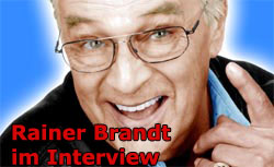 Rainer Brandt Interview